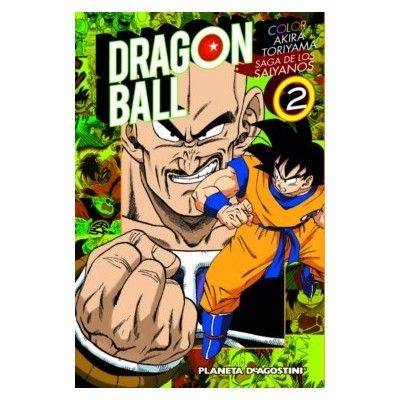 Dragon Ball Color nº01