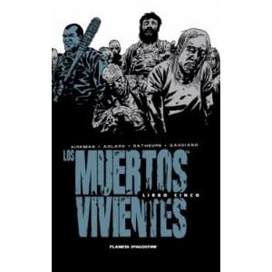 Los Muertos Vivientes (Walking Dead) Edición Integral nº 05 (Gastos de Envio Gratis)