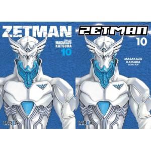 Zetman nº 10