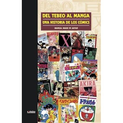 Del Tebeo al Manga: Una Historia de los Comics