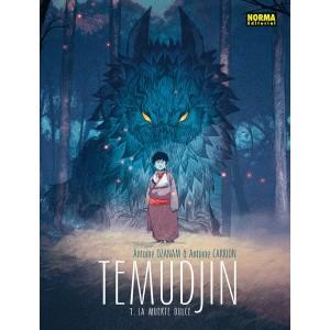 Temudjin nº 01: La Muerte Dulce