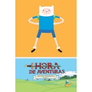 Hora de Aventuras Edición Matemática nº 01