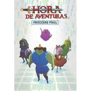Hora de Aventuras: Princesas Pixel