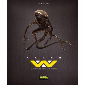 Alien: El Informe Weyland-Yutani