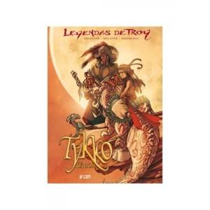 Leyendas de Troy - Tykko Del Desierto