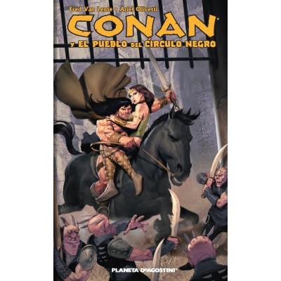 Conan el Barbaro nº 04