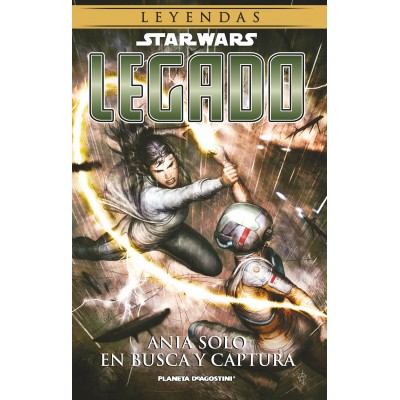 Star Wars Legado Nº 13: Proscritos del anillo roto
