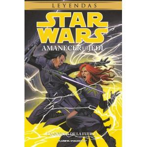 Star Wars: Amanecer de los Jedi nº 03 La guerra de la fuerza