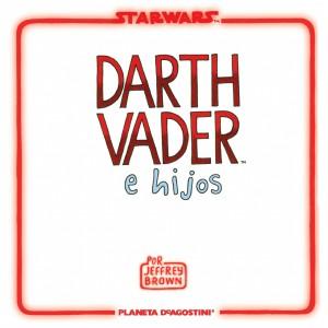 Pack estuche Dath Vader e hijos