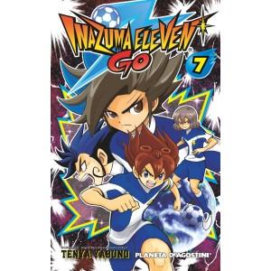 Inazuma Eleven Go! nº 07