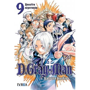 D.Gray-man nº 09