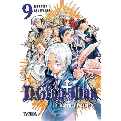 D.Gray-man nº 08