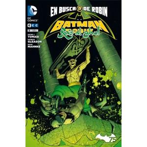 Batman y Robin nº 09