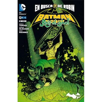 Batman y Robin nº 08