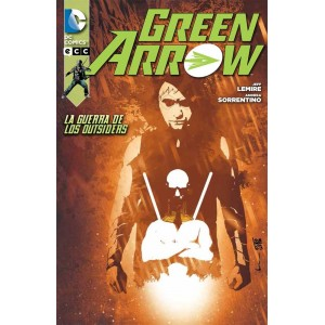 Green Arrow - Vertigo