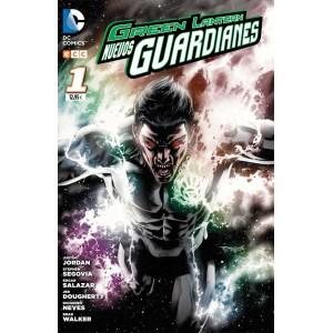 Green Lantern: Nuevos Guardianes nº 01
