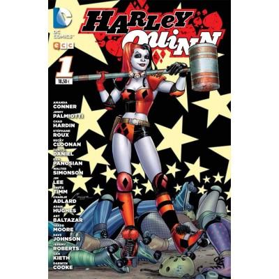 Harley Quinn nº 01