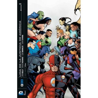 Liga de la Justicia de América - Elites nº 05