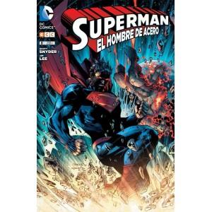 Superman: El Hombre de Acero nº 07
