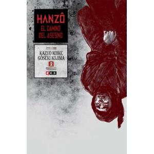 Hanzo: El Camino del Asesino nº 02