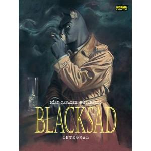 Blacksad Ed. Integral