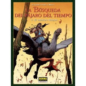 La Busqueda del Pájaro del Tiempo nº 08 - Caballero Bragon