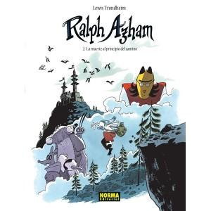 Ralph Azham nº 01 - ¿Mentimos a los Queremos?