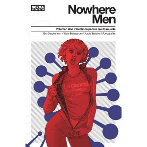 Nowhere Men nº 01 - Destinos Peores que la Muerte
