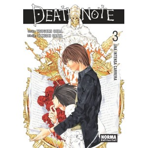 Death Note nº 03 (Norma)