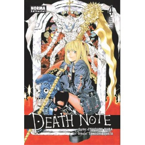 Death Note nº 04 (Norma)