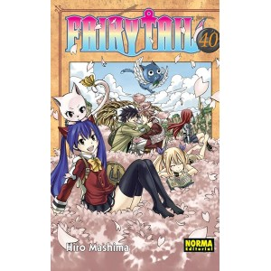Fairy Tail nº 40