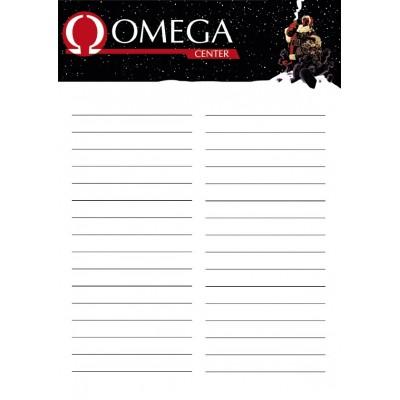 Lista de Navidad Omega Center