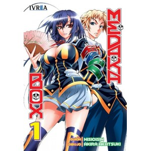 Medaka Box Nº 01