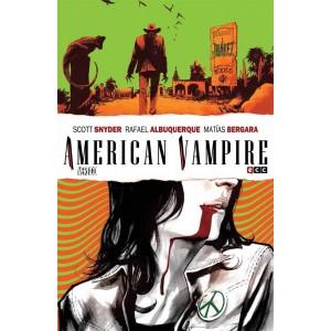 American Vampire nº 07 (Cartoné)