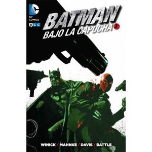 Batman: Bajo la Capucha nº 03