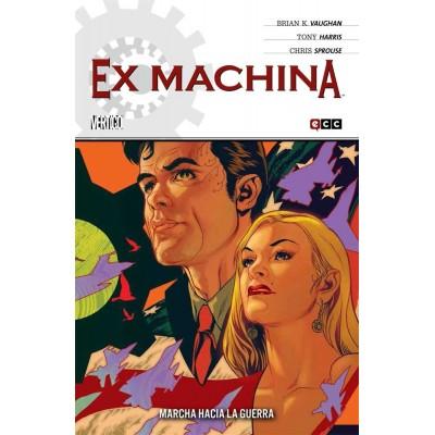 Ex Machina nº 04: Marcha hacia la guerra