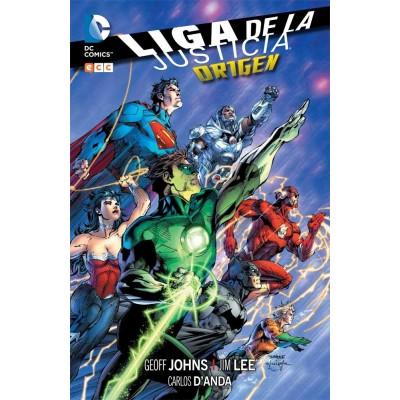 Liga de la Justicia: Origen