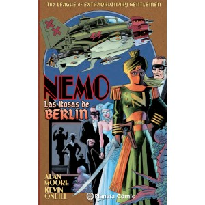 The League of Extraordinary Gentlemen - Dossier Negro