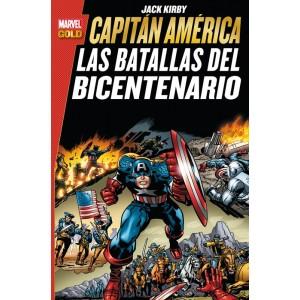Marvel Gold - Capitán América: Las Batallas del Bicentenario