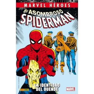 Marvel Héroes 58 - El Asombroso Spiderman: La identidad del Duende