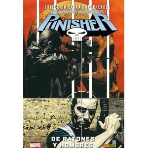 Colección Extra Superhéroes 45 - Marvel Knights: Punisher 2 - De ratones y hombres