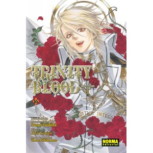 Trinity Blood Nº 16