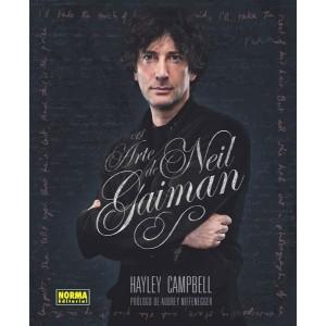El Arte de Neil Gaiman
