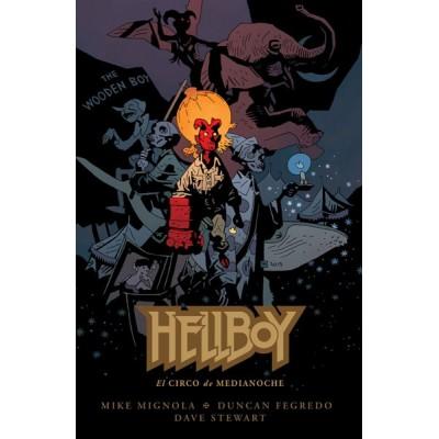 Hellboy nº 18: El circo de Medianoche