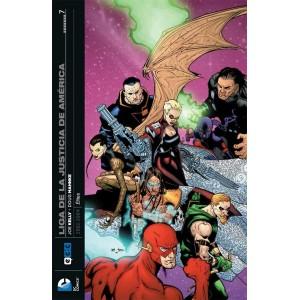 Liga de la Justicia de América - Elites nº 07 (Final)