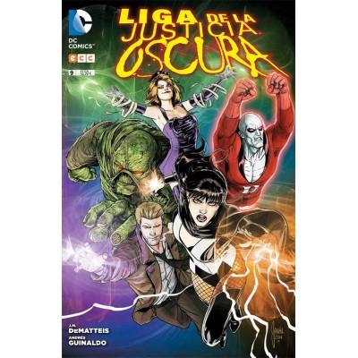 Liga de la Justicia Oscura nº 08