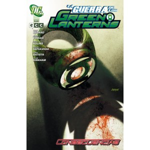 La Guerra de los Green Lanterns: Consecuencias