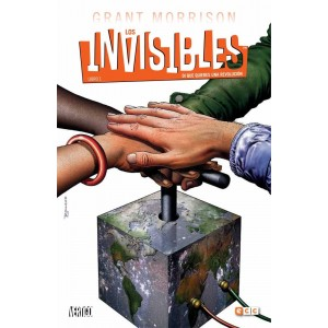 Los Invisibles Libro 01 (de 7): Di que quieres una revolución