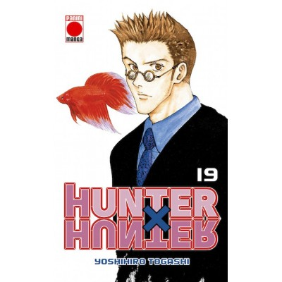 Hunter x Hunter nº 18