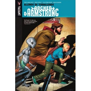 Archer & Armstrong 2 La ira de Eternal Warrior